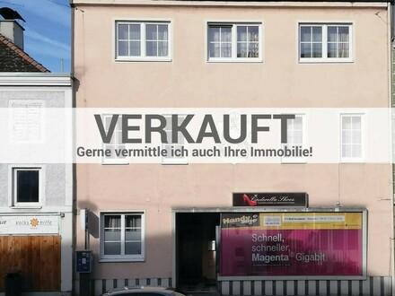 Wohn- und Geschäftshaus in der Weberzeile in Ried im Innkreis