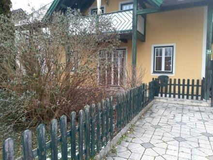 Mietwohnung im EG eines 2-Familien Hauses