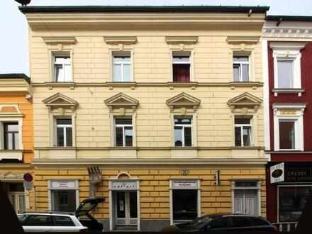 Umfassend saniertes Stadthaus mit schönem Innenhof - für Eigennutzer oder Anleger