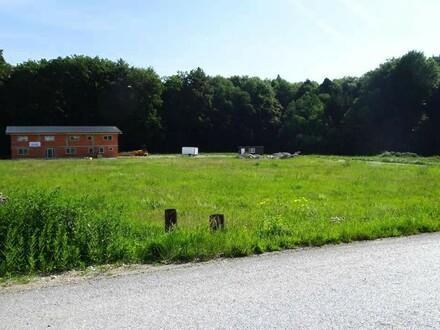 """""""1A"""" Betriebsgrundstück - ab 1.500 m² auch teilbar"""