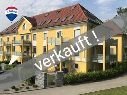 Neuwertige Eigentumswohnung mit Terrasse