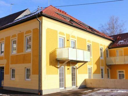 LETZTE Traunsteinblick-Wohnung, Garage inklusive, Balkon, neubausaniert, provisionsfrei