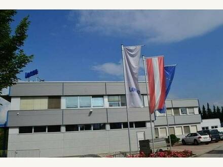 ENNS: Gewerbeobjekt-Büro-Halle der Superlative