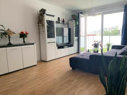 Steyregg: EIGENTUMSWOHNUNG mit ca. 63m² Wohnfläche + BALKON - IHR NEUBAU-Wohntraum im WOHNPARK Steyregg - Rohbaufertigstellung…