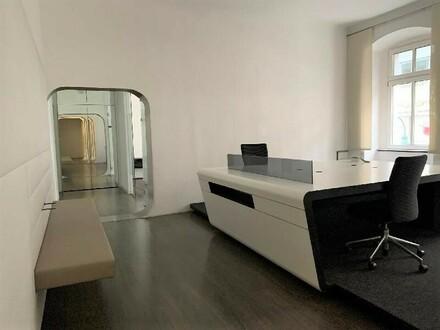 LINZ/STADT: Büro/Ordinations/Kanzlei/Praxisfläche ca. 267,35 m2 - In bester Linzer Innenstadtlage