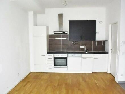 Linz/Urfahr: Mietwohnung ca. 42 m² + ca. 16 m² Balkon im Urfahr City Center