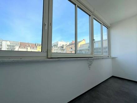 Linz/Zentrum: City Apartment mit ca. 48,70m² und verglastem Balkon!