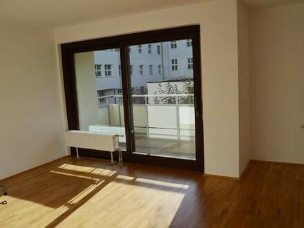 Linz/Stadt (DOMVIERTEL): 4-Zimmerwohnung mit ca. 108m² + hofseitigem Balkon