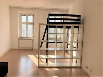 Linz/Stadt: Ca. 49m² große 2-Zimmerwohnung im Zentrum von Linz!