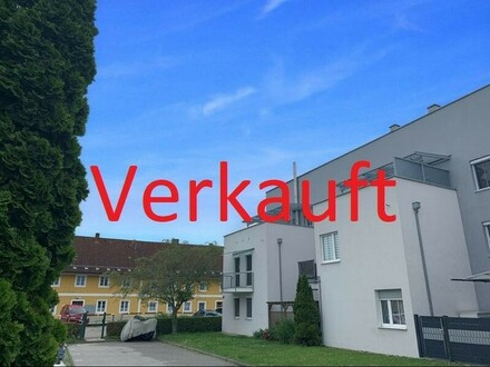 LEONDING / HART: Eigentumswohnung mit ca. 57,28m² Wohnfläche mit BALKON & PKW - Abstellplatz