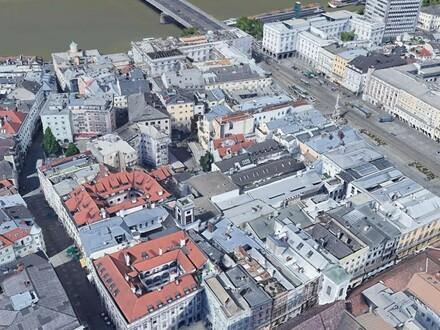 LINZ/STADT: ERTRAGSLIEGENSCHAFT im Herzen von Linz (Nähe Hauptplatz)