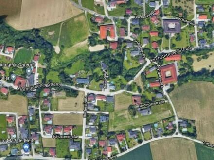 OFTERING: HÄLFTEANTEIL einer Liegenschaft (EINFAMILIEN-Wohnhaus mit Einzelgarage)