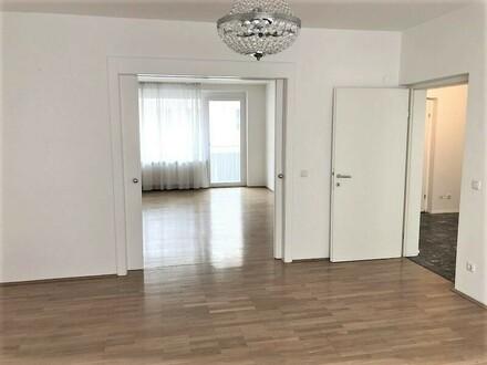 LINZ/STADT: EIGENTUMSWOHNUNG ca. 128,44 m² Wohnfläche mit LOGGIA im Herzen von Linz