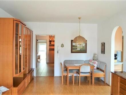 ENNS: TOP gepflegte EIGENTUMSWOHNUNG ca. 78,47 m2 Wohnfläche + Loggia und Tiefgaragenstellplatz