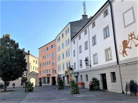 Linz/Stadt: Bürofläche ca. 496 m² in HAUPTPLATZnähe