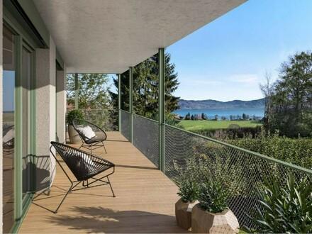 """ATTERSEE : NEUBAU-EIGENTUMSWOHNUNG ca. 89,3 m2 Wohnfläche + ca. 57,2 m2 Balkon - Absolut """" SEENSwert"""""""