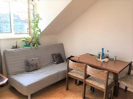 Linz/Zentrum: Einfache 2-Zimmerwohnung mit ca. 44m² in der Humboldtstraße