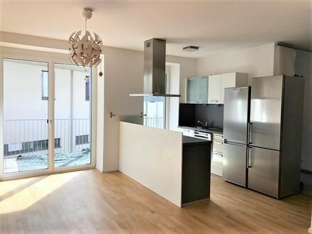 Linz/Urfahr: Moderne Mietwohnung ca. 83 m² + ca. 12m² Loggia im Urfahr City