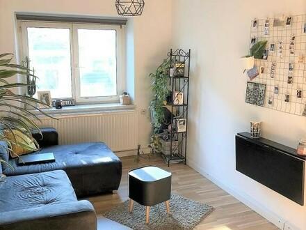 Linz/Urfahr: Gemütliche Mietwohnung ca. 32 m2 Wohnfläche mit EXTRA SCHLAFZIMMER