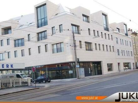 LINZ/URFAHR: Kompakte ca. 55 m2 Geschäfts- Ordinations- Praxisfläche im Herzen von Urfahr
