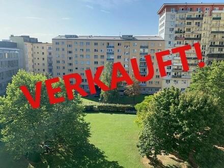 Linz/Stadt: EIGENTUMSWOHNUNG ca. 63,2 m² Wohnfl. (2 Zimmer + Esszimmer mit Küche) + Balkon in der Starhembergstraße