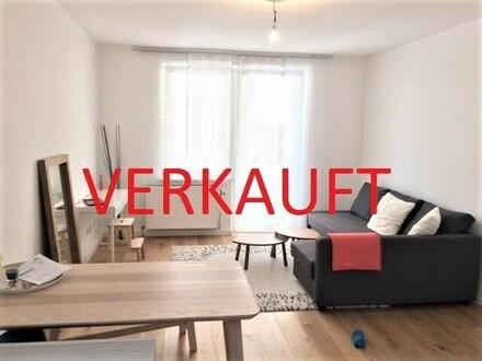 Linz/Stadt: BEFRISTET VERMIETETES CITY APARTMENT im Herzen von Linz ca. 45,28 m² + Loggia
