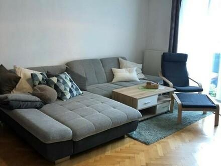Linz/Stadt: Mietwohnung ca. 81,4 m² Wfl + BALKON in der Schubertstraße (WG-geeignet)