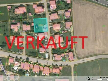 WARTBERG ob der AIST: Kompaktes Baugrundstück mit ca. 702 m2