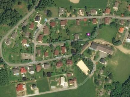 ZWETTL an der Rodl: Baugrundstück ca. 1.391 m2 im Herzen des Mühlviertels