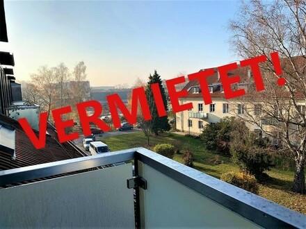 Linz/Urfahr: Perfkekt aufgeteilte DACHGESCHOSS-WOHNUNG ca. 86,35m2 + kl.Balkon in bester Lage (Nähe JKU/Science Park)