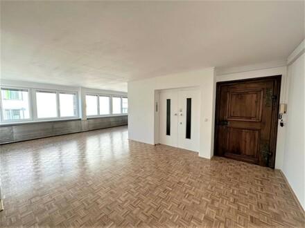 Linz/Zentrum: Arbeit findet INNEN.STADT : BÜRO/ORDINATIONS-KANZLEIFLÄCHE mit ca. 175 m²