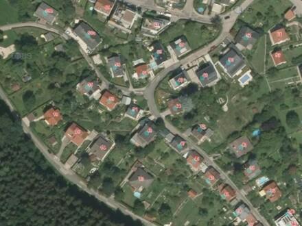 Linz/Urfahr: LAGE-JUWEL AM GRÜNDBERG Baugrundstück (mit älterem Wohnhaus)