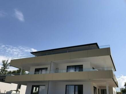 1. Reihe Fußfrei - Exklusiv Wohnen mit Attersee-Blick