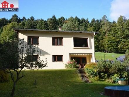 Einfamilienhaus in Altlengbach Obj.2587/1606