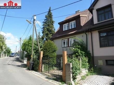 Schöner Baugrund mit Abrisshaus am Wolfersberg