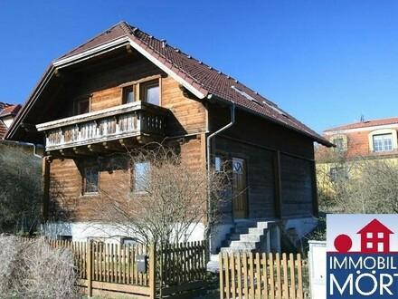 Holzblockhaus in Siegenfeld Obj. 2587/1486