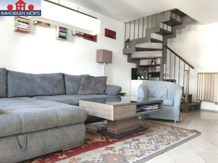 360° Video!! TOP AUSGESTATTETE 80m² MAISONETTE MIT DACHTERRASSE IN MÖDLING