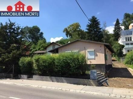 Kleines bezugsfertiges Einfamilienhaus