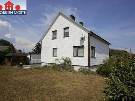 Sanierungsbedürftiges Einfamilienhaus Nähe Ratzersdorfer See
