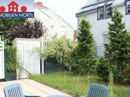 2-Zimmer Wohnung mit sonnigem Gartenanteil