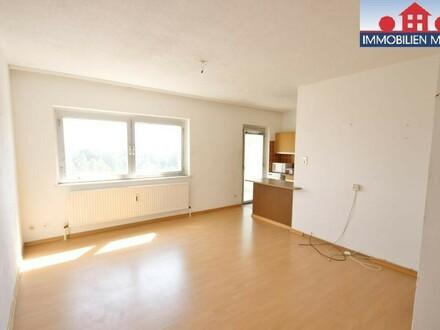 Sanierungsbedürftige RUHIGE HELLE Einzimmerwohnung