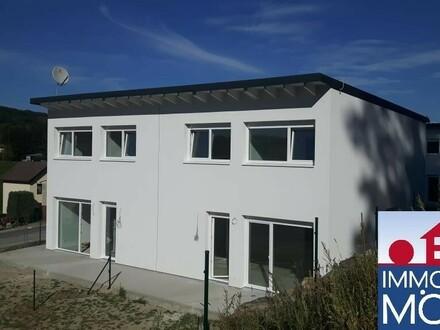 Neubau-Doppelhaushälfte mit Kaufoption Haus 3/1