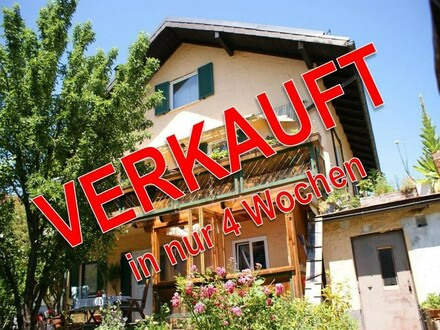 ERFOLGREICH VERKAUFT - Geräumiges Mehrfamilienhaus (ca. 172m²) in Seekirchen