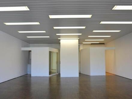 Eleganter Showroom in der Salzburger Fashion Mall