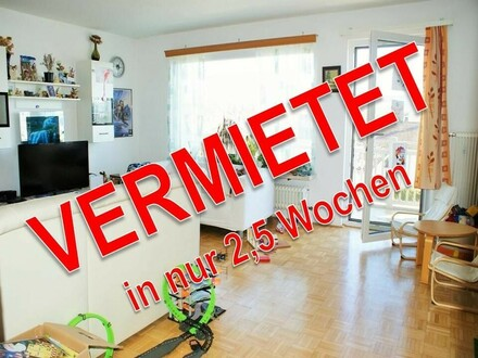 ERFOLGREICH VERMIETET - 4.Zi.-Wohnung in Neumarkt