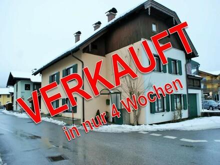 ERFOLGREICH VERKAUFT - Mehrfamilienhaus in zentraler Lage