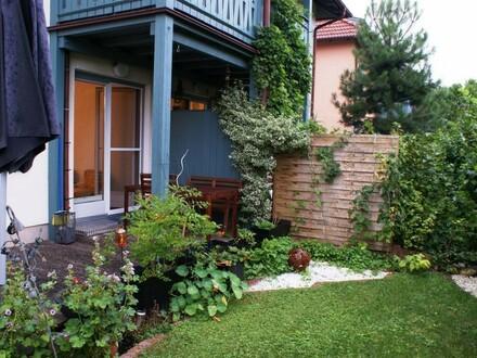 Tolle 3.Zi.-Gartenwohnung nähe Oberndorf