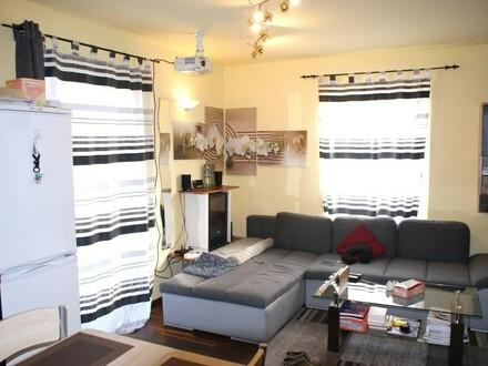 PROVISIONSFREI - Moderne 2.Zi.-Wohnung mit XXL Balkon