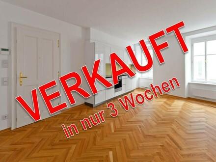 ERFOLGREICH VERKAUFT - Exklusive 2.Zi.-Wohnung in Top-Altstadtlage