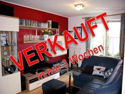 ERFOLGREICH VERKAUFT - 2-Zi.-Wohnung mit Balkon als Starterwohnung oder Anlage